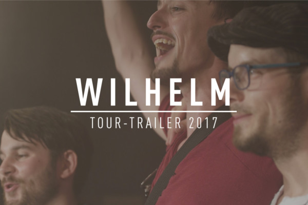 Video: Träumer an die Ruder Tour 2016 (Trailer)